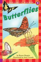 Scholastic Books Butterflies