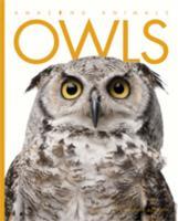 Chronicle Books Amazing Animals Owls