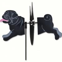 Premier Designs Black Pug Petite Spinner