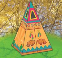 Pacific Play Tents Santa Fe TeePee Tent