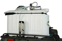 Moultrie Feeders ATV Sprayer 10' 25 Gallon 60PSI