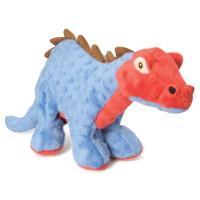 Godog Stegosaurus Dog Toy