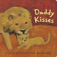 Chronicle Books Daddy Kisses