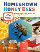 Workman Publishing Homegrown Honey Bees