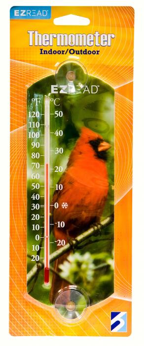 Headwind Cardinal Window Thermometer