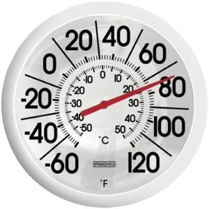 Thermometers & Gauges by Springfield