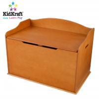 Kid Kraft Austin Toy Box - Honey