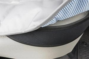 PetEgo Front Seat Protector Tan Color