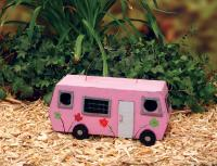 Songbird Essentials Birdhouse Luv Bus