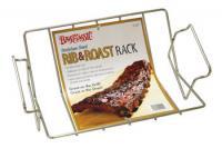 Bayou Classic Rib and Roast Rack, Stainless