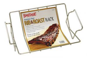 Bayou Classic Rib and Roast Rack, Stainless