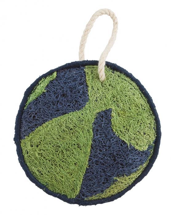 Loofah Art Eco Earth