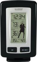 La Crosse Technology Wireless Temperature Station w/ Weather Girl