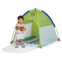 "Pacific Play Tents Baby Suite Deluxe Lil Nursery Tent, 36"" X 36"" X 36"" - Green"