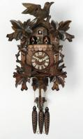 "River City 16"" Feeding Birds Feed Nest  Cuckoo Clock"