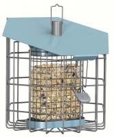 The Nuttery Hexihaus Compact Suet Feeder