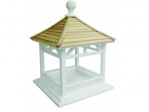 House / Hopper Bird Feeders by Home Bazaar