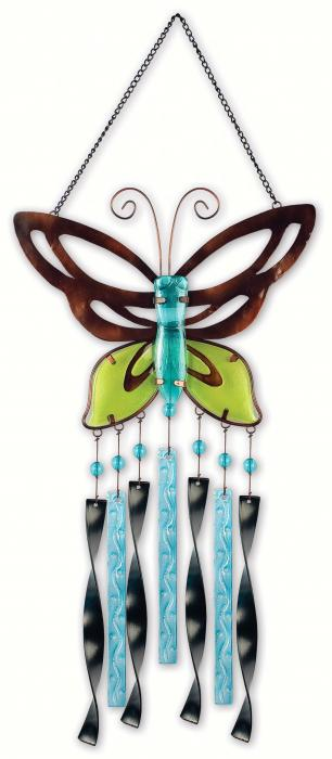 Sunset Vista Designs Butterfly Chime