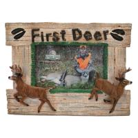 Rivers Edge Products First Deer Picture Frame