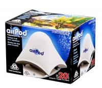 Air Pod Pump for 20 Gallon Aquariums