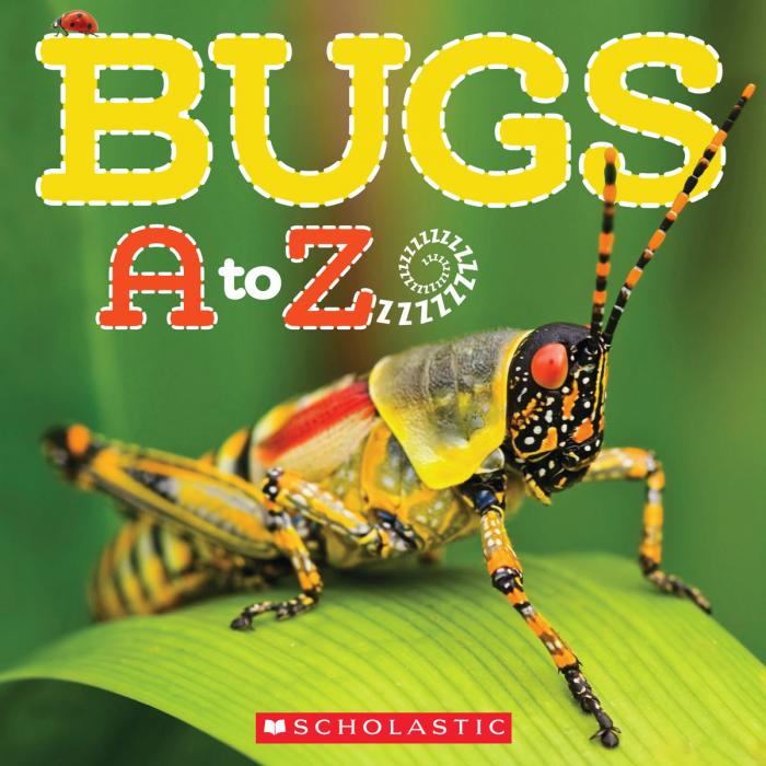 Scholastic Books Bugs A to Z