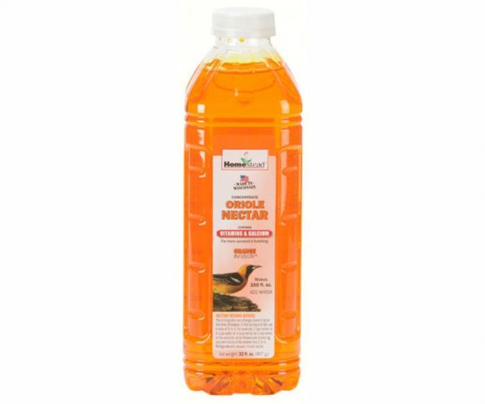 Homestead 32 oz Orange Nectar Concentrate