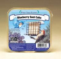 Pine Tree Farms 12 Ounce Blueberry Suet Cake