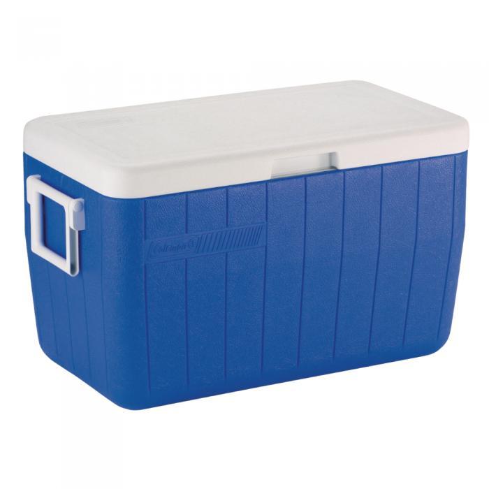 Coleman 48 Qt. Cooler - Blue
