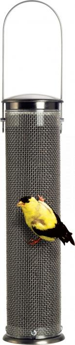 Aspects Nyjer Mesh Tube Finch Bird Feeder