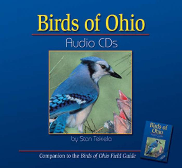 Adventure Publications Birds Ohio Audio CD
