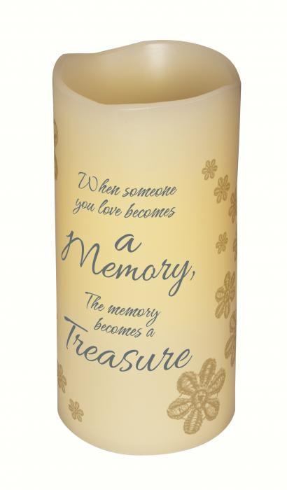 Carson Memory Scented Flameless Candle