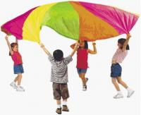 Pacific Play Tents 10 Ft. Children's Playchute Parachute