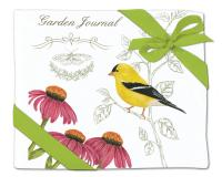 Alice's Cottage Goldfinch Flour Sack Towel - Set of 2