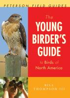 Peterson Books Young Birders Guide Birds