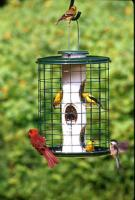 Vari-Craft Avian Wild Bird Mixed Seed Cage Bird Feeder