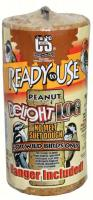 C & S Products RTU Peanut Butter Delight Log 2 lbs