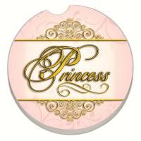 Counter Art Princess Car Coaster