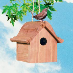 Wren / Chickadee Bird Houses by Perky Pet