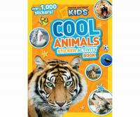 Random House Nat Geo Cool Animals Activity