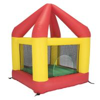 Bazoongi Kids 6.25' x 6' Bounce House with Open Roof (without Cover)