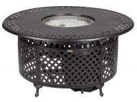 Venza Cast Aluminum Round LPG Fire Pit