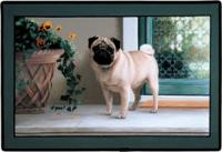 Fiddler's Elbow Pug Porch Doormat