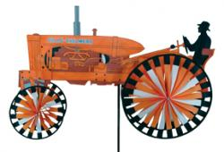 Premier Designs Allis-Chalmers Tractor Spinner