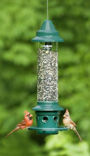 Bird's Choice 3 Quart Squirrel Proof Bird Feeder