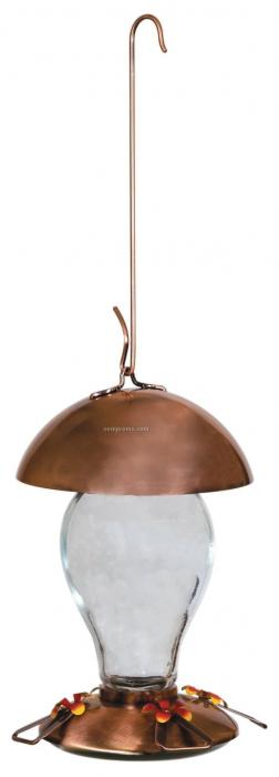 Gardman Copper Hummingbird Bird Feeder
