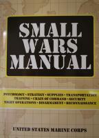 SnugPak Small Wars Manual