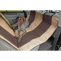 Velvet Hammock Seat Protector - Tan/Espresso