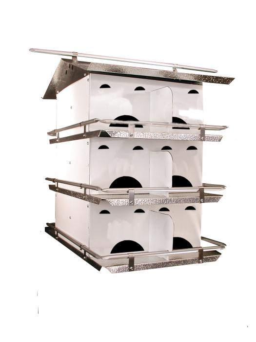 Birds Choice Add-A-Floor for SREH Purple Martin Houses