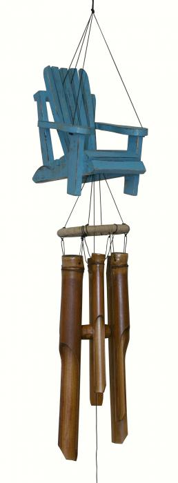 Cohasset Gifts Beach Chair Windchime