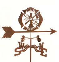 EZ Vane Fire Department Weathervane
